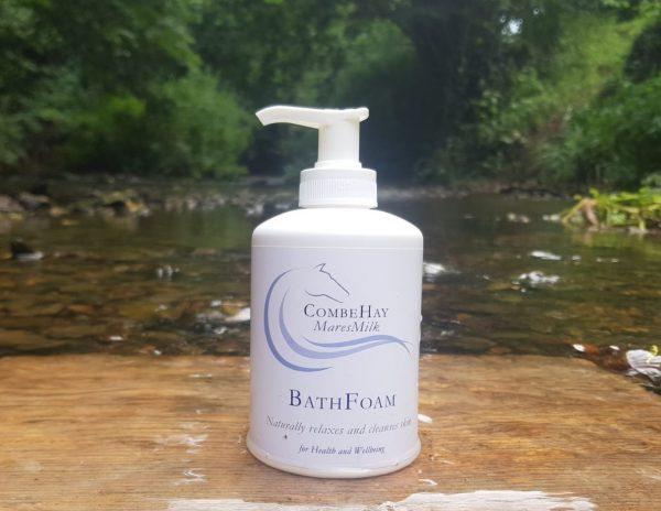 Combe Hay Mares Milk - Bath Foam