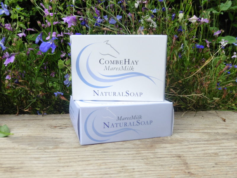 Combe Hay Mares Milk - Natural Soap